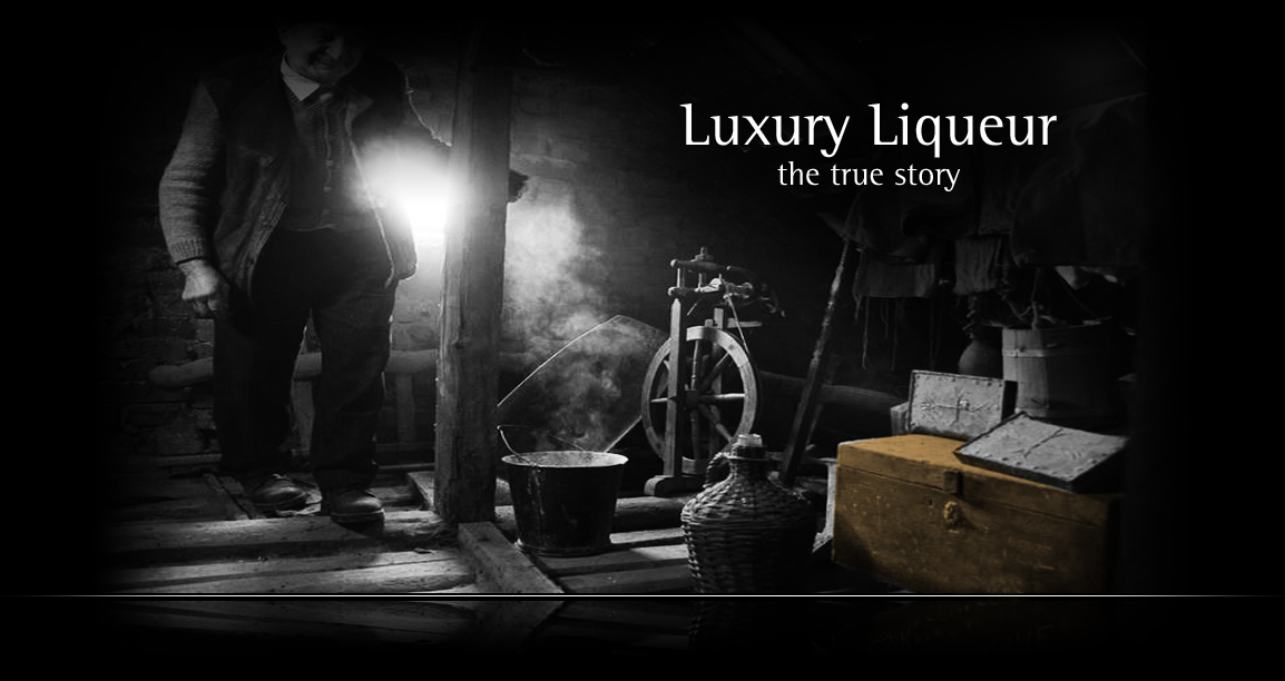 The Luxury Liqueur Story - Luxury, Likör, Liqueur